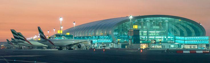 Verenigde Arabische Emiraten - Dubai International Airport