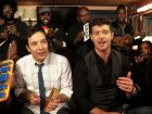 Robin Thicke, Jimmy Fallon's G-Rated 'Blurred Lines': Watch Now!