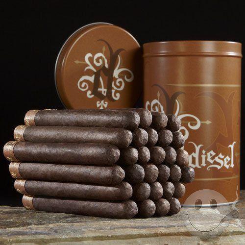 Diesel Special Edition Corona Tin - Cigars International ...