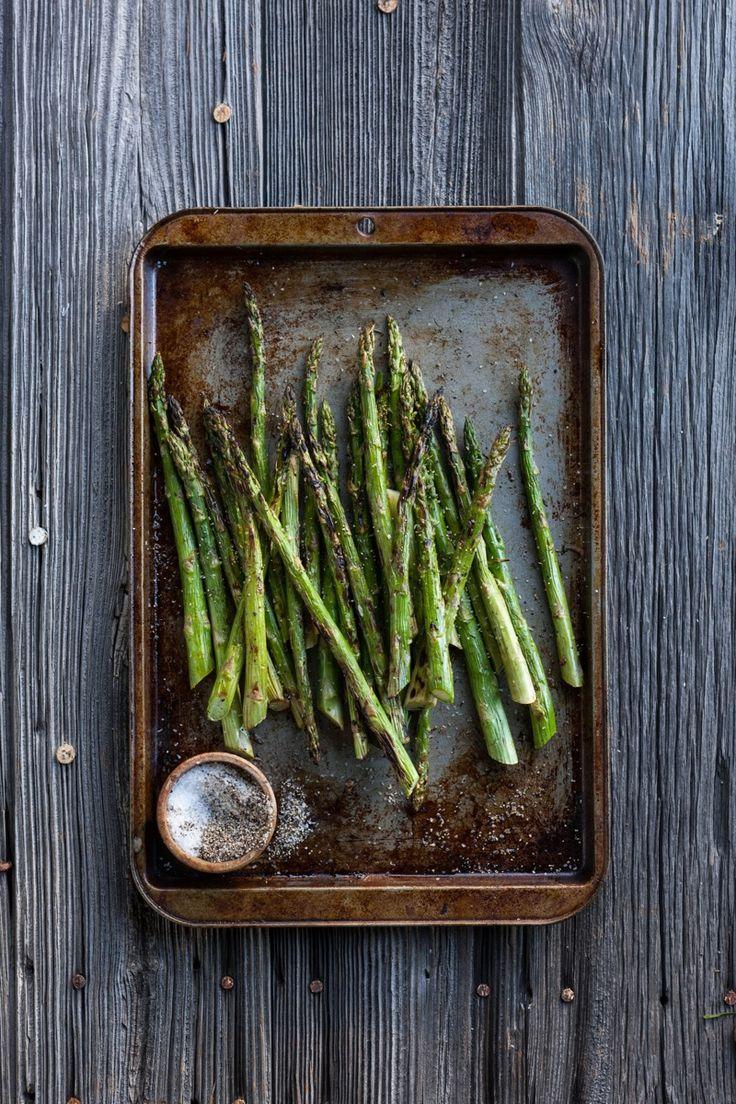 Simple Roasted Asparagus | Recipe