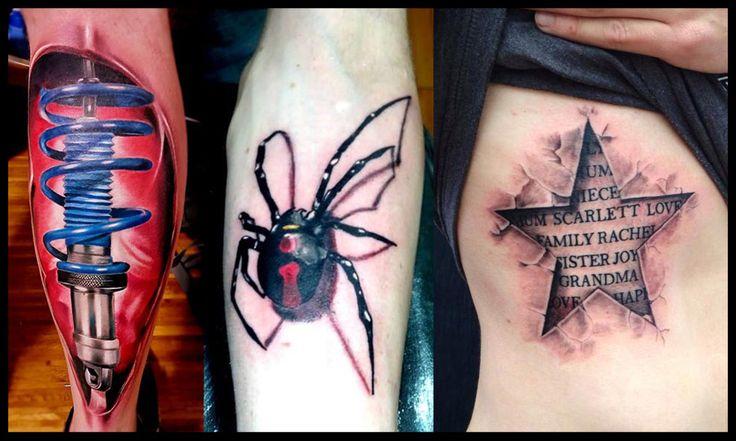 Best 3D Tattoos, 3d tattoos video, 3d tatoos, video tattoo 3d, coolest 3d tattoos3d tattoos hot, very realistic 3d tattoos, 3d tattoos pictures, 3d tattoos for men