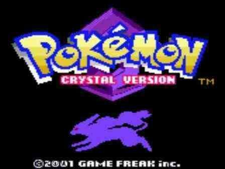 Download gratis rom game jadul Pokemon Crystal untul GameBoy Color/GBC