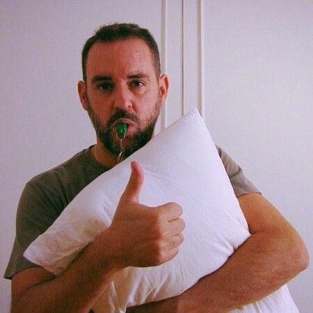 Chris Kokkinelis - Inch By Inch | Pillowfighter/Columnist | Pillowfights.co.uk