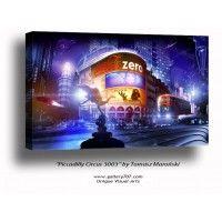 'Piccadilly Circus 3003' by Tomasz Maroński