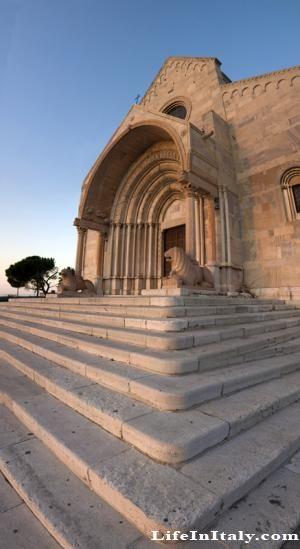 Ancona -province of Ancona  S. Ciriaco Cathedral, Marche region Italy