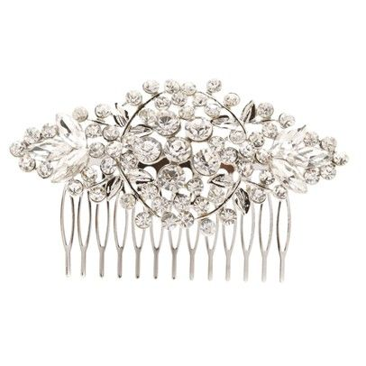 Swarovski Bubble Hair PieceOzsaleCV77-Silver