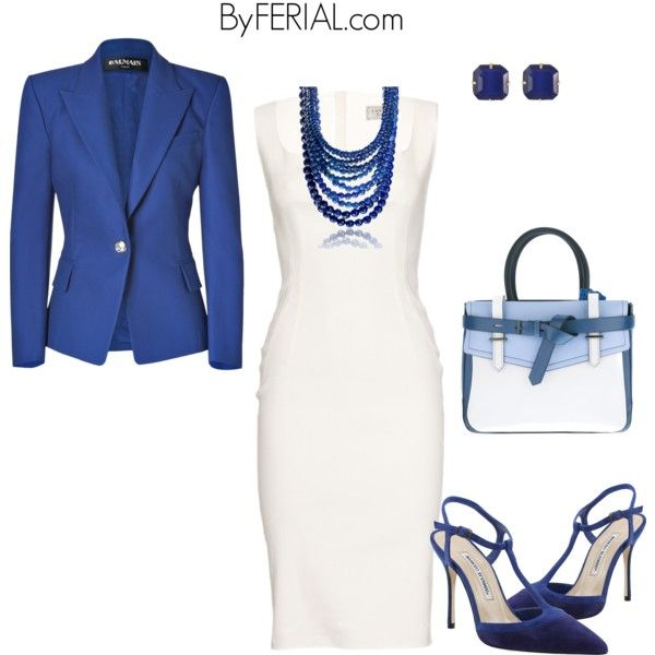 """Creating Harmony in Color & Style"" by ferialyouakim on Polyvore"
