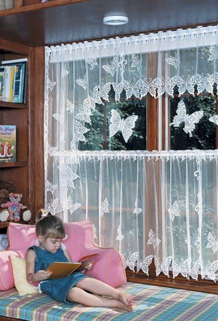 Butterfly Kitchen Decor Themes Kitchen Cafe Curtains Butterfly Curtain Butterfly Curtains