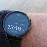 Klokkerent fra Huawei