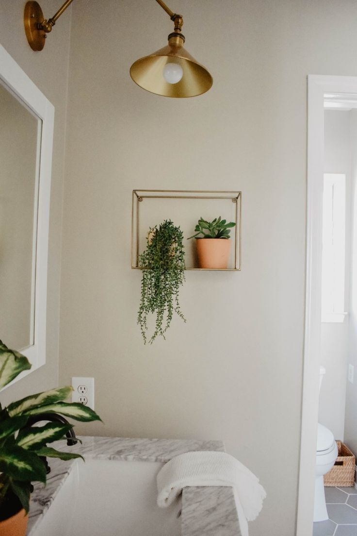 Modern Boho Bathroom Remodel – Bathroom