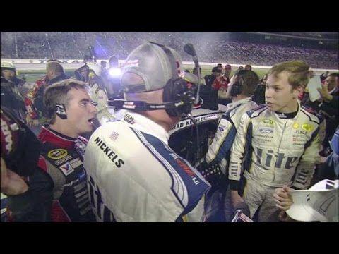 UNCENSORED NASCAR RADIO CHATTER - YouTube