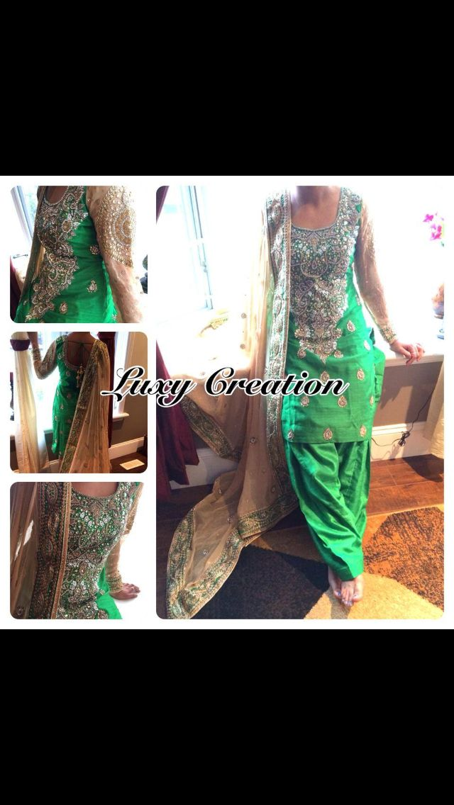 With a cream colour hijaab.. this is perfect for a muslim bride for he mehendi