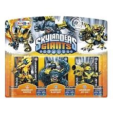 Skylanders Giants Legendary Core 3 Pack