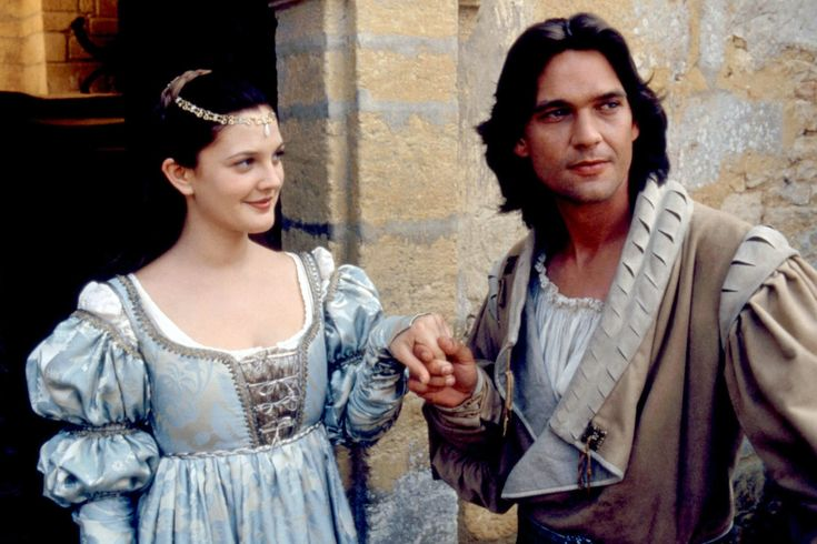 Ever after drew barrymore dougray scott 1998 tm and