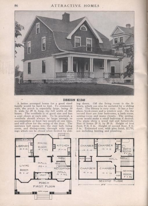 24 best dutch colonial revival images on pinterest for Antique colonial house plans