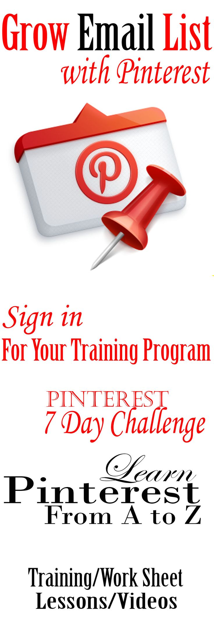 How I Made My First $$$$ Using Pinterest Free Training