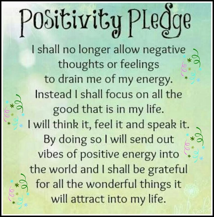 Positive Vibes Quotes Tagalog: Positivity Pledge