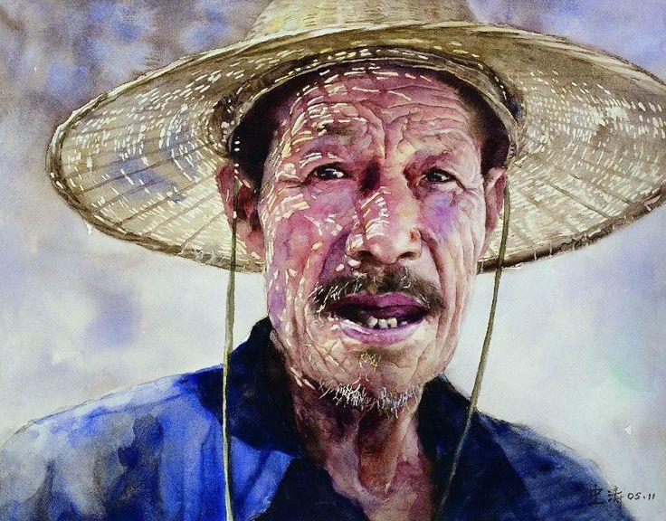 artist Shi Tao