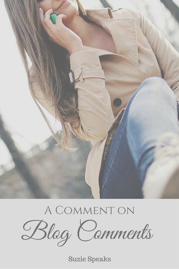 I remember receiving my very first blog comment. I was absolutely elated that someone had not only read what I had to say, but had taken…