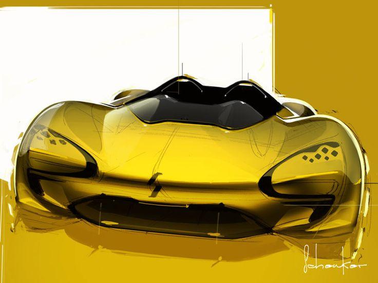 96 best Sketches images on Pinterest | Car design sketch, Car sketch ...