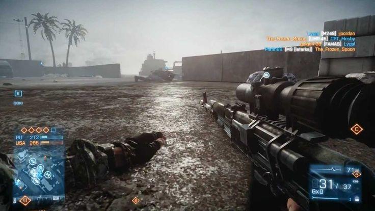 TEA BAG 'OWAŁEM SWOJEGO KOLEGĘ - Najlepsze z Battlefield 3
