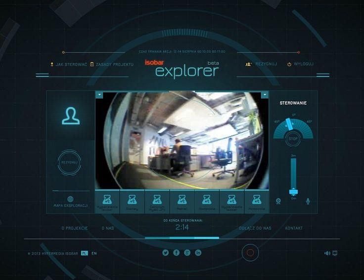 Kosmiczny łazik, czyli rekrutacja w Hypermedia Isobar