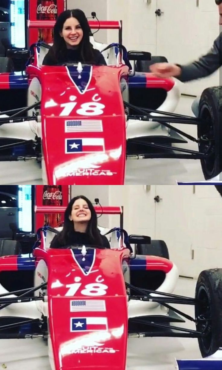 Feb.9, 2018: Lana Del Rey at the Circuit of the Americas in Texas #LDR
