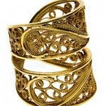 Beautiful filigree jewelry 1
