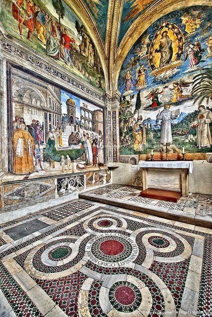 Splendori dell'arte italiana: Pinturicchio