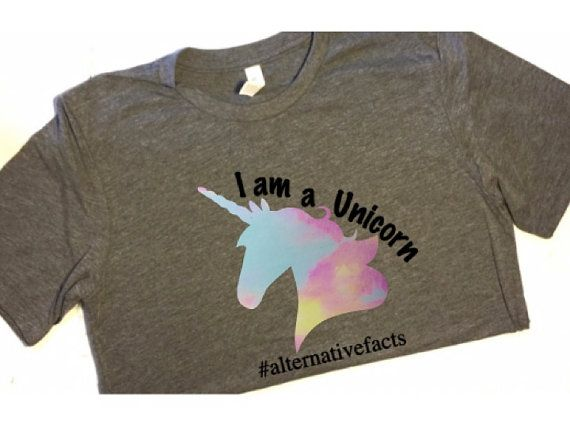 Unicorns are real and so is everything we say. Promise. We said it out loud so it must be true r ...