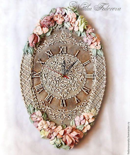 """Часы для дома ручной работы. Ярмарка Мастеров - ручная работа. Купить Часы настенные винтажные """" Classic"""". Handmade. Часы"""