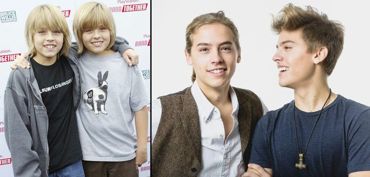 Cole Sprouse Then and Now