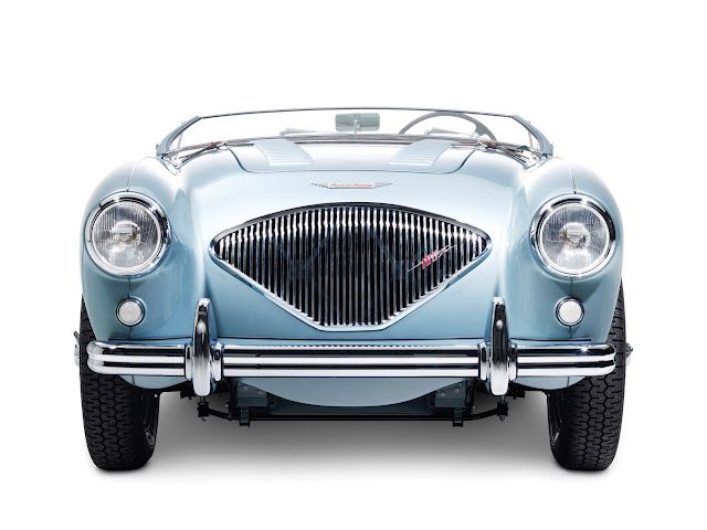 Austin Healey 100 BN2.... one of my all time dream cars.