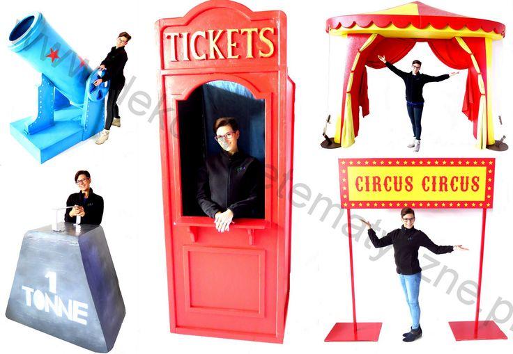 Circus Party / Vintage circus party / Vermietung und Dekoration für Event /  Dekorationsartikel / Veranstaltungen & Events / We provide transportation to Germany, Czech Republic, Belgia / rent fur event / wynajem dekoracji na eventy / impreza tematyczna / impreza cyrkowa --> http://www.dekoracjetematyczne.pl