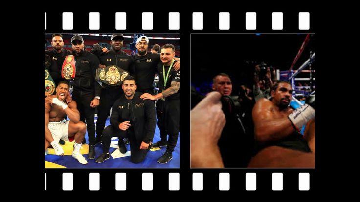 Tyson Fury, Anthony Joshua, Joseph Parker, Tony Bellew-Boxing Us2...