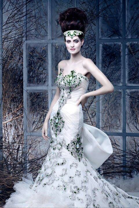 69 best Michael Cinco images on Pinterest | High fashion, Michael ...