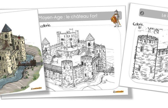 best 20 chateau fort moyen age ideas on pinterest. Black Bedroom Furniture Sets. Home Design Ideas