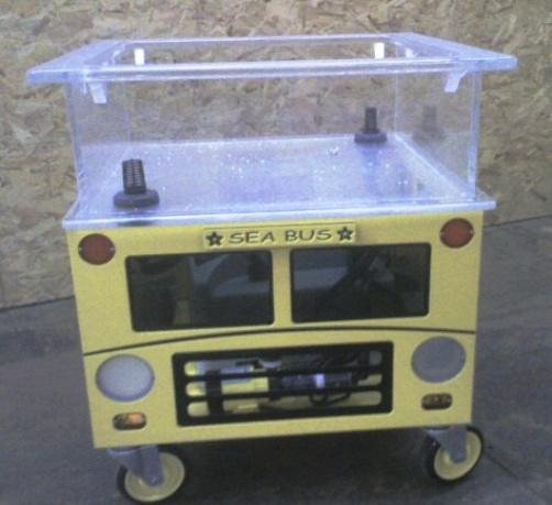 The Sea Bus Portable Touch Tank Aquarium Wish List