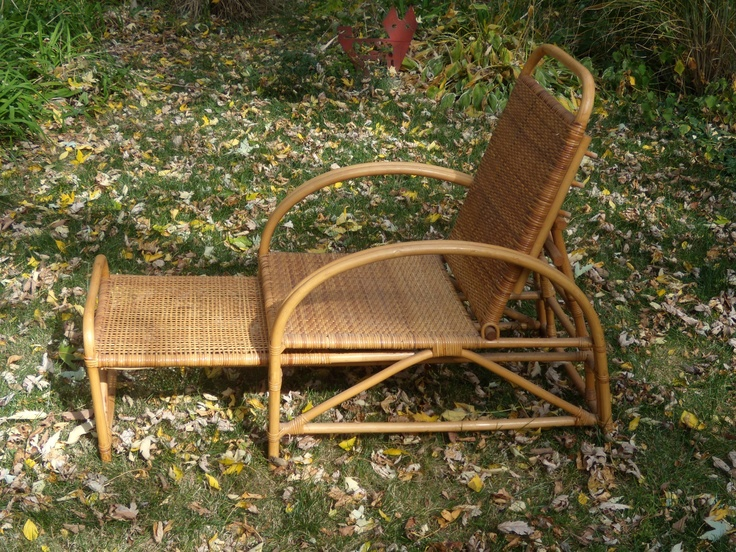 Wicker Lounge Chair And Ottoman 125 Homewood Http