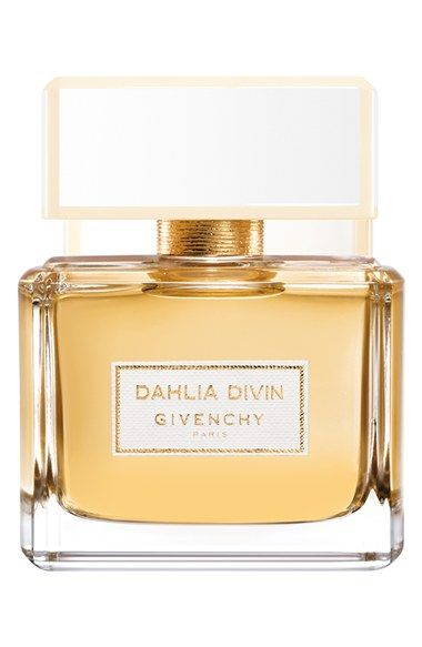 One of my favorite perfume- Givenchy Dahlia Divin