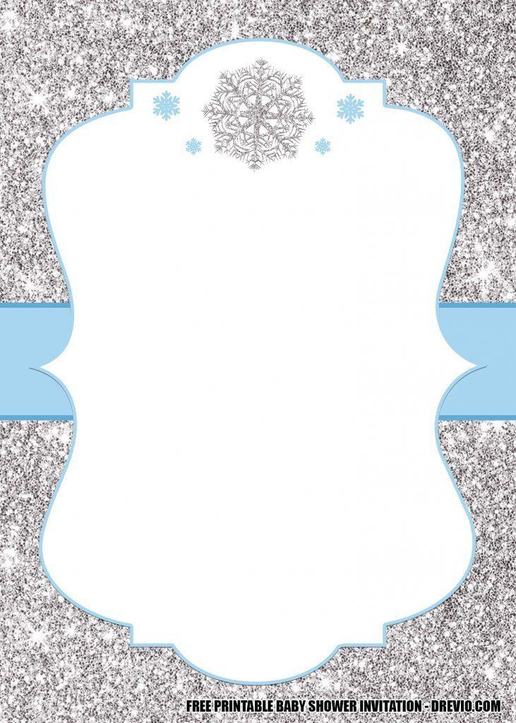 Kostenlose Winter Wunderland Babyparty Einladungsvorlagen Editierbar Kostenlose Druckba In 2020 Einladungsvorlage Einladungen Vorlagen Einladungen Zur Babyparty