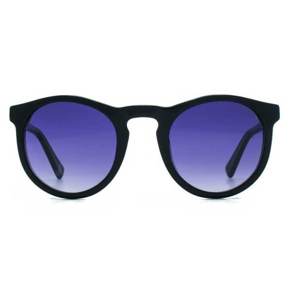 Parklife Black | Hook LDN | Wolf & Badger  /  Women / Accessories / Sunglasses