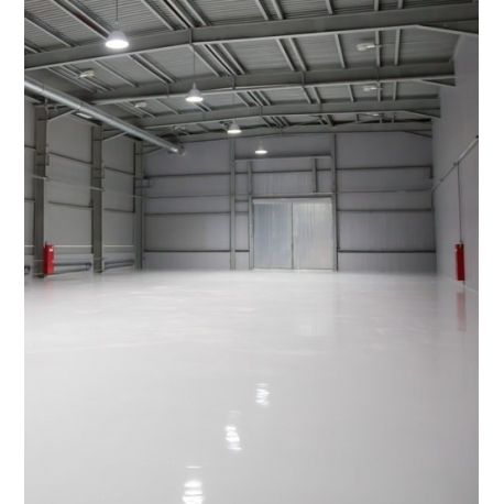 SALE EXTENDED - 50% OFF!     Resincoat Garage Floor Paint is a Heavy Duty Epoxy Resin for coating industrial floors and highly trafficked areas. It is designed to provide very good abrasion resistance with a long lasting high build finish. Resincoat garage floor paint exhibits the highest strength whilst offering smooth, attractive gloss finish.   Easy to clean Professional Gloss Finish Surface Usable in 24hrs Durable - 3 Yr Guarantee* Oil Tolerant Superb coverage rates (17 - 20+ sqm /5...