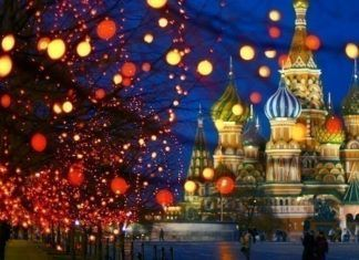 Christmas Fairs in Moscow 2017-2018!