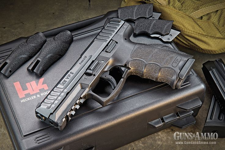 G&A 2014 Handgun of the Year: Heckler & Koch VP9