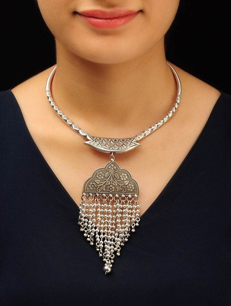 Antique Silver Jewelry