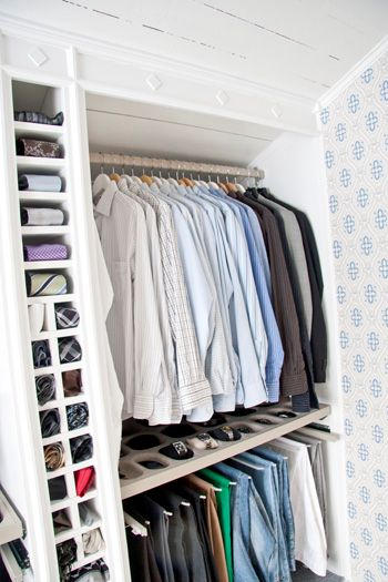 157 Best U2022 Walk In Closet U2022 Organized Closet Images On Pinterest | Home  Ideas, Walk In Wardrobe Design And Bedroom Cupboards
