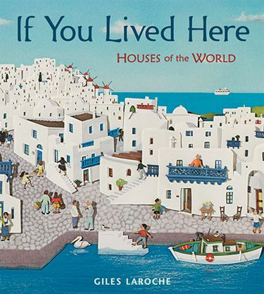 If You Lived Here. This book is a great way for children to be able to see how/where different people live around the world. It gives them a different perspective of housing in other cultures/countries/places.