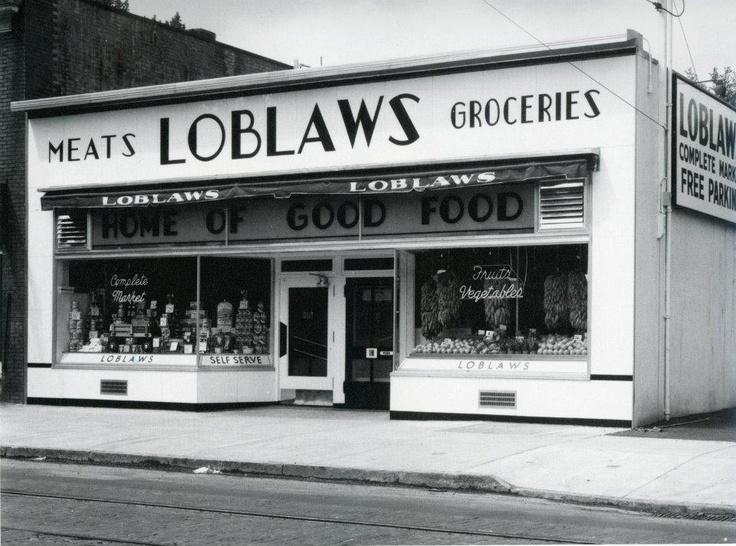 Loblaws Grocery Store 1950 S Syracuse Hometown