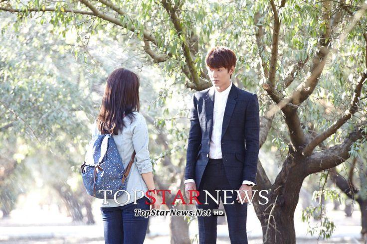 Park Shin Hye Encounters a Sprinkler and Lee Min Ho on an Almond Farm for Heirs   A Koala's Playground